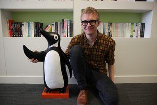 Penguin blog