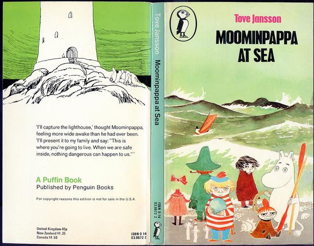 MoominPappaAtSea