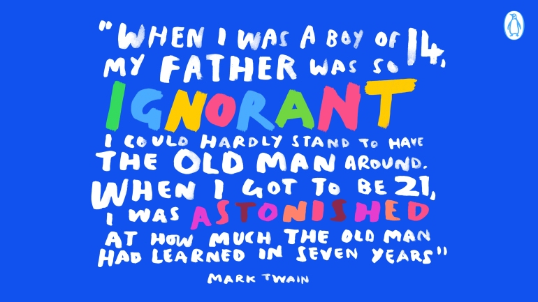 Penguin_Mark_Twain