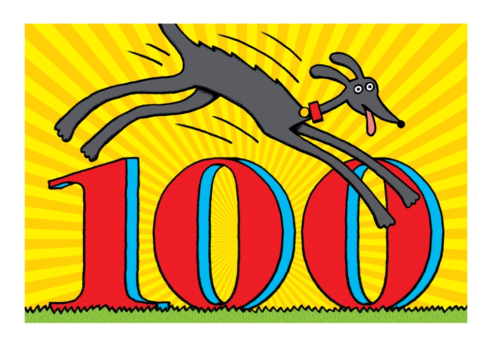 Jeremy Strong 100 books