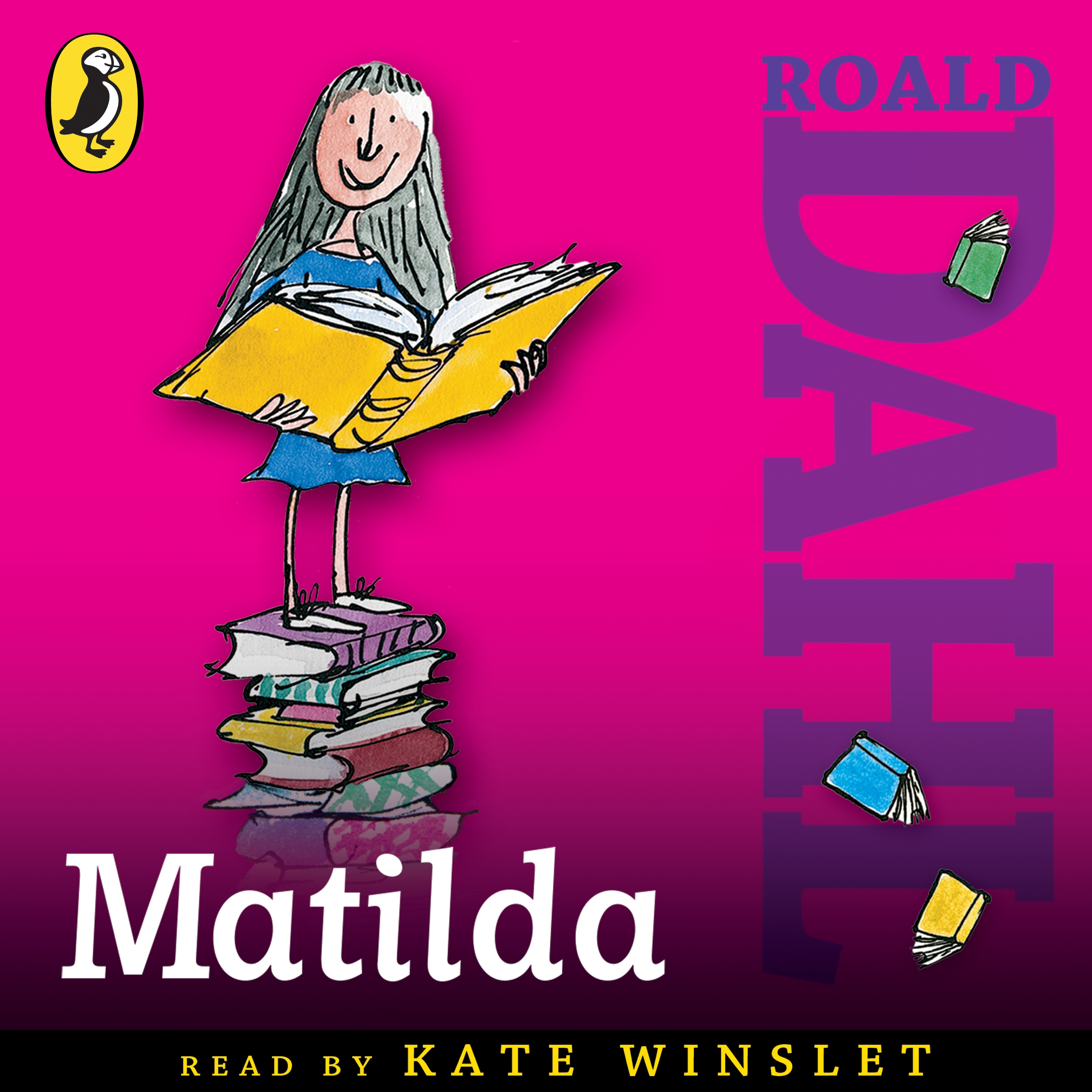 Roald Dahl Audio books - 10 titles on 27 CD's