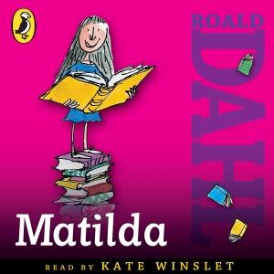 Matilda cover audiobooks