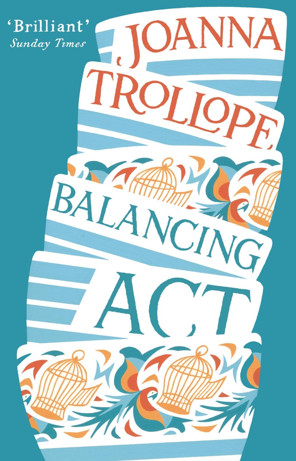 Balancing Act Joanna Trollope Cover