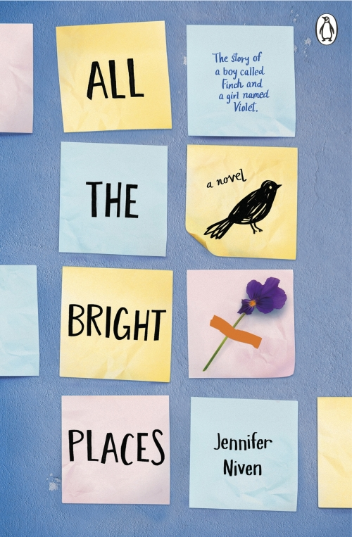 All the Bright Places- Jennifer Niven