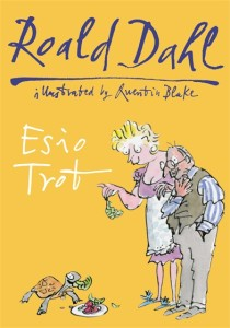 Esio Trot book cover