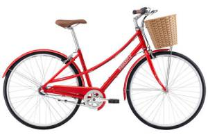 Pinnacle red bike