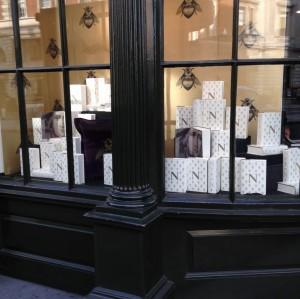 napoleon window display