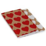 Heart notebooks paperchase