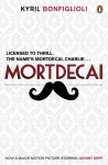 Mortdecai- film tie in cover