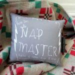 nap master pillow