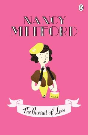 Nancy Mitford par Nina Stibbe Pursuit-of-love