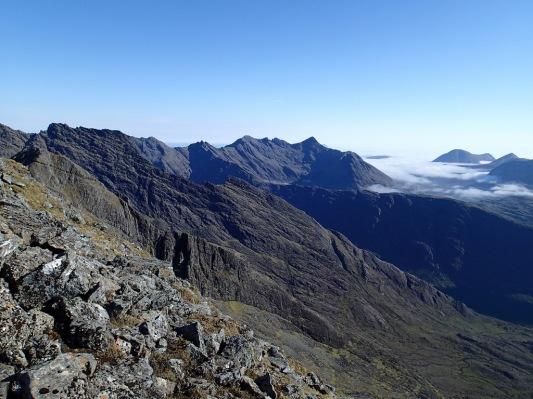 Cullin Ridge, photo credit,  John Brennan.