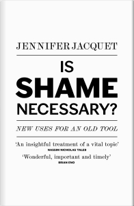 Is Shame Necessary jacket