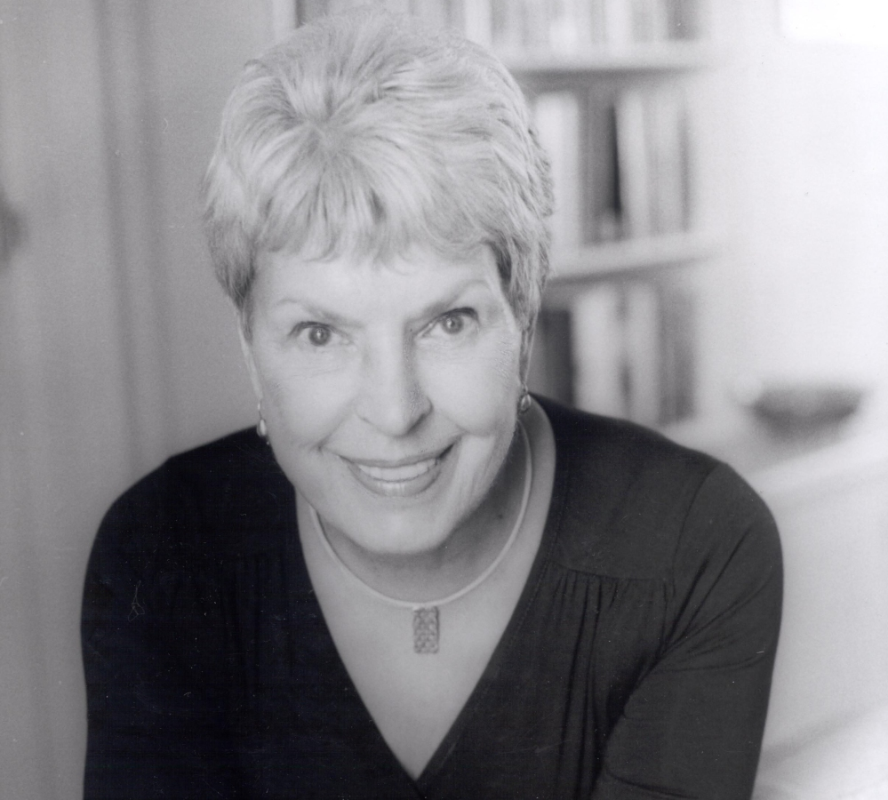 Ruth Rendell cr Jerry Bauer
