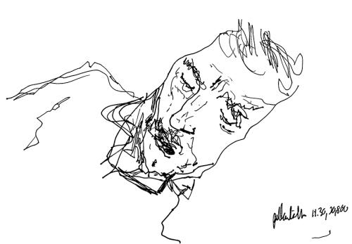 Bono's illustration of his Father