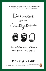 Discontent and its civilizations cover
