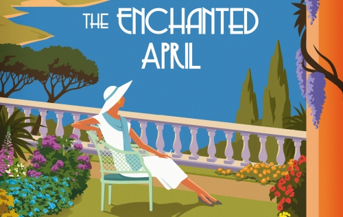 HIRES The Enchanted April crop