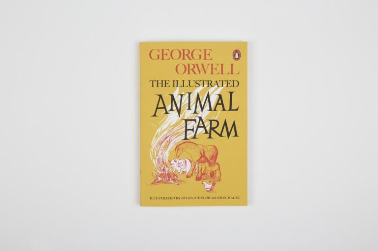 The Illustrated Animal Farm George Orwell Penguin Books