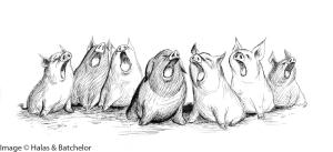 The Illustrated Animal Farm Image 2 © Halas & Batchelor