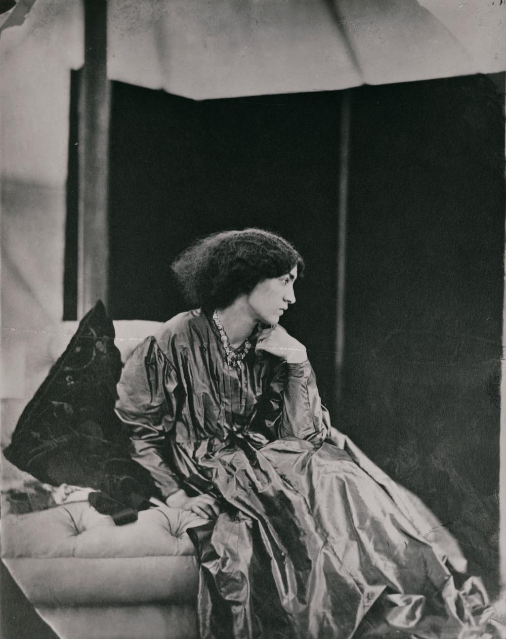 Jane Morris (nee Burden)
