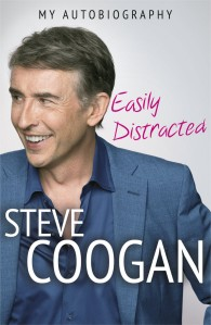 Steve Coogan Easily Distracted