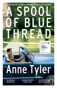 A Spool of Blue Thread Anne Tyler