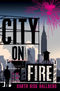 City on Fire Cover