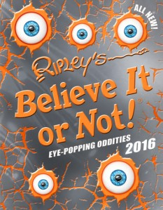 Ripley's Believe It Or Not! 2016